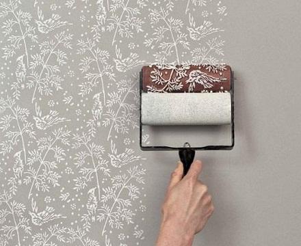 צובעים את הבית בדוגמאות מדליקות